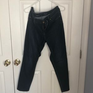 Skinny ankle jeans from The Limited
